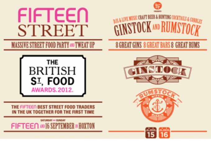 British Street Food Awards – Quick grab your ticket!