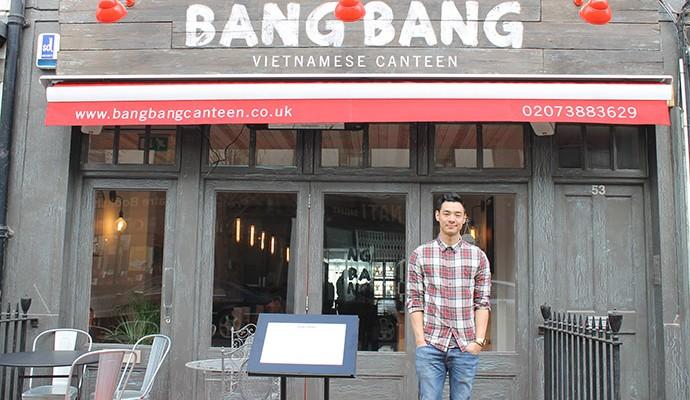 London's Food Revolutionaries – eet meets David Le of Bang Bang Canteen