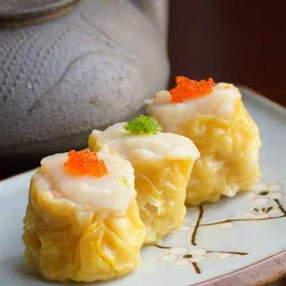 Pearl Liang - Scallop Dumpling