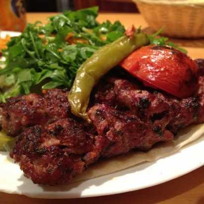 Mangal Ocakbasi Restaurant - Sis Kebab