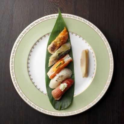 Yashin Sushi & Bar - Sashimi Without Soy Sauce